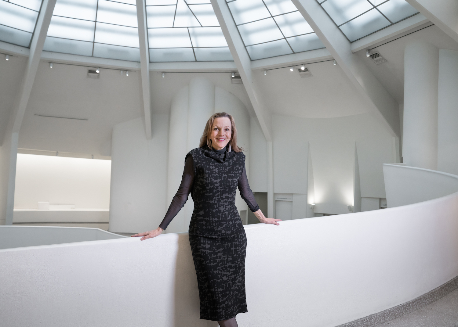 Alexandra Munroe, PhD, Senior Curator and Senior Advisor, Solomon R. Guggenheim Museum. Photo by: David Heald